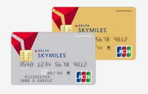 デルタスカイマイルJCB一般カード