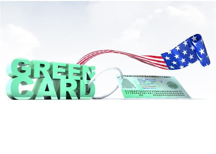 グリーンカード